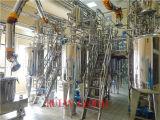 Equipamento da extração da erva do laboratório