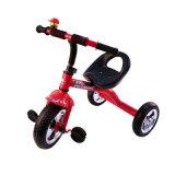 シンプルな設計の子供の三輪車3の車輪の卸売