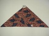 Bandana de triângulo de algodão de promoção personalizada