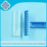 Het hete Scheermesje van de Verkoop met Plastic Handvat met Ce en ISO