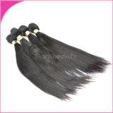 도매 Virgin 인도 Hair Weave 7A Unprocessed Human Hair Extension