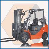 2.5ton Gasoline及びセリウムが付いているLPG Forklift Truck日産Engine