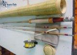 Livraison gratuite de gros de canne à sucre Tonkin bambou fendu mouche