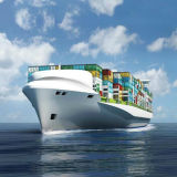 Carga del mar del envío, océano a Madrid, España de China
