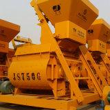 El equipo de construcción/JS750 Obligatorio hormigonera