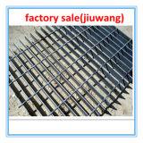Uae-heiße Verkaufs-Schwarz-Ebenen-Stahl-Vergitterung