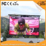 Outdoor stade pleine couleur de fond pour la publicité de panneaux LED P4.81