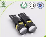 12-24V indicatore luminoso bianco dell'automobile del CREE T10 12W LED