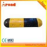 Surtidor del oro del topetón de velocidad del caucho de Hacer-en-China 500*350*50m m