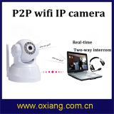 300kピクセル720p HD P2p Onvif PTZ WiFi IPのカメラ