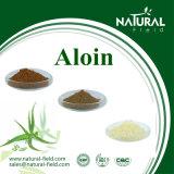 Порошок 20% Aloin, 40%, 60%, 90% от алоэа Barbadensis для Laxative