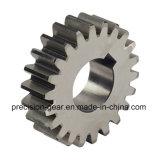 높은 Precision Metal Spur Gear 또는 Custom Spur Gear