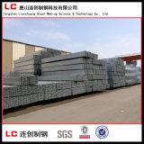 Aço carbono galvanizado médios quente Retangular/Tubo Quadrado