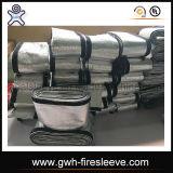 De vuurvaste Aluminiumfolie Gelamineerde Band van de Glasvezel