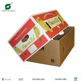 중국에 있는 도매를 위한 과일 패킹 판지 상자