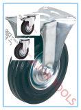Pivotement des roues/Roulettes industrielles pour charges moyennes Roulette polyuréthane