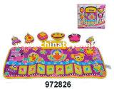 Очаровательный малыш игрушка музыкальный коврик (972826)