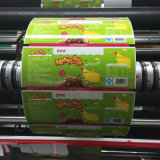 Pellicola di rullo di plastica all'ingrosso di imballaggio per alimenti delle patatine fritte