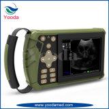 動物のための獣医の携帯用医学の超音波システム
