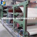 Cadena de producción de máquina de la fabricación de papel de tejido del bolsillo del rodillo enorme precios