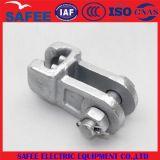 高圧線-中国ライン付属品、ソケットの目のための中国のソケットの目リンク金属の付属品