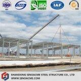 Fabricante profesional de la Peb Bastidor de la estructura de acero