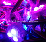 Pixel super do módulo do diodo emissor de luz RGB do parque de diversões da cor para a decoração da roda de Ferris