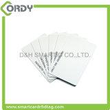 Карточка обломока PVC HF13.56 MHz Printable RFID NFC пустая с обломоком F08