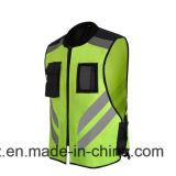 Gilet de recyclage de sûreté avec la norme de norme ANSI (C2421)