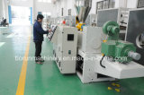 linha plástica da extrusão da tubulação da canalização do PVC de 16mm-40mm/tubulação dobro do PVC que faz a máquina