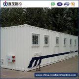 Camera prefabbricata modulare portatile del contenitore per il cantiere