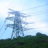 torre dobro da estrutura do circuito 500kv