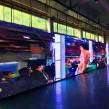 640mm*640mm*75m m al aire libre a presión la visualización de LED de la cabina de la fundición (P2.5 P5 P10)