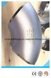 Aço inoxidável que cabe 316ti o cotovelo sem emenda da programação 10s 40s STD