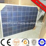 太陽街灯、太陽系および太陽熱発電所のための80W太陽電池パネル