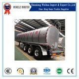 40t 3 de Semi Aanhangwagen van de Tank van het Asfalt van de Hoogte van het Bitumen van Assen 35000L