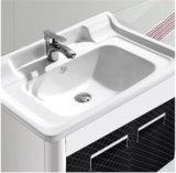 Salle de bains en aluminium armoire / espace douche cabinet d'aluminium de magnésium (T-9784)