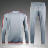 Tracksuit клуба футбола устанавливает оптовое Милан тренируя Tracksuit футбола Tracksuit дешево