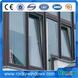 Finestra di alluminio della stoffa per tendine di inclinazione rocciosa dell'isolamento termico