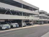 Impilatore triplice di parcheggio scivolamento del sistema di parcheggio di 3 strati ed elevatore dell'automobile