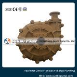 Bomba centrífuga horizontal da pasta de China/bomba de mineração