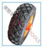 protection environnementale de 6 pouces de roue en caoutchouc pneumatique pour bébé Transport