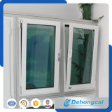Fabricação de janela de PVC de alta qualidade / janela UPVC com preço barato