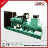 gerador silencioso da gasolina de Oripo da reconstrucção do alternador 450kVA/360kw