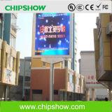 Pubblicità esterna della visualizzazione di LED di ventilazione di alto potere P16 di Chipshow