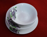 安いDishwareの一定の陶磁器のディナー・ウェア