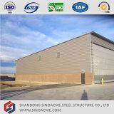 Estrutura de aço estrutural Sinoacme Hangar de aeronaves