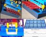 Moteur hydraulique machine à profiler Dx contrôle par API mosaïque vitré
