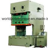 Sellado de la prensa con capacidad de 250 toneladas y el vector grande