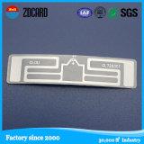 Imperméable Taille personnalisée étiquette RFID pour le contrôle des accès